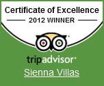 Award of Excellence 2012